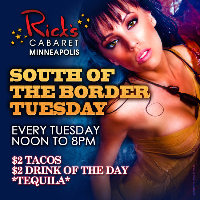 South Of The Border Tuesdays